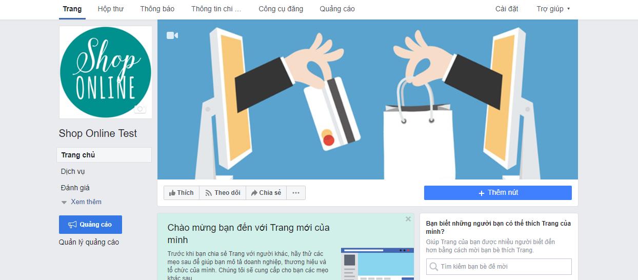 Hướng dẫn tạo và tối ưu SEO Fanpage
