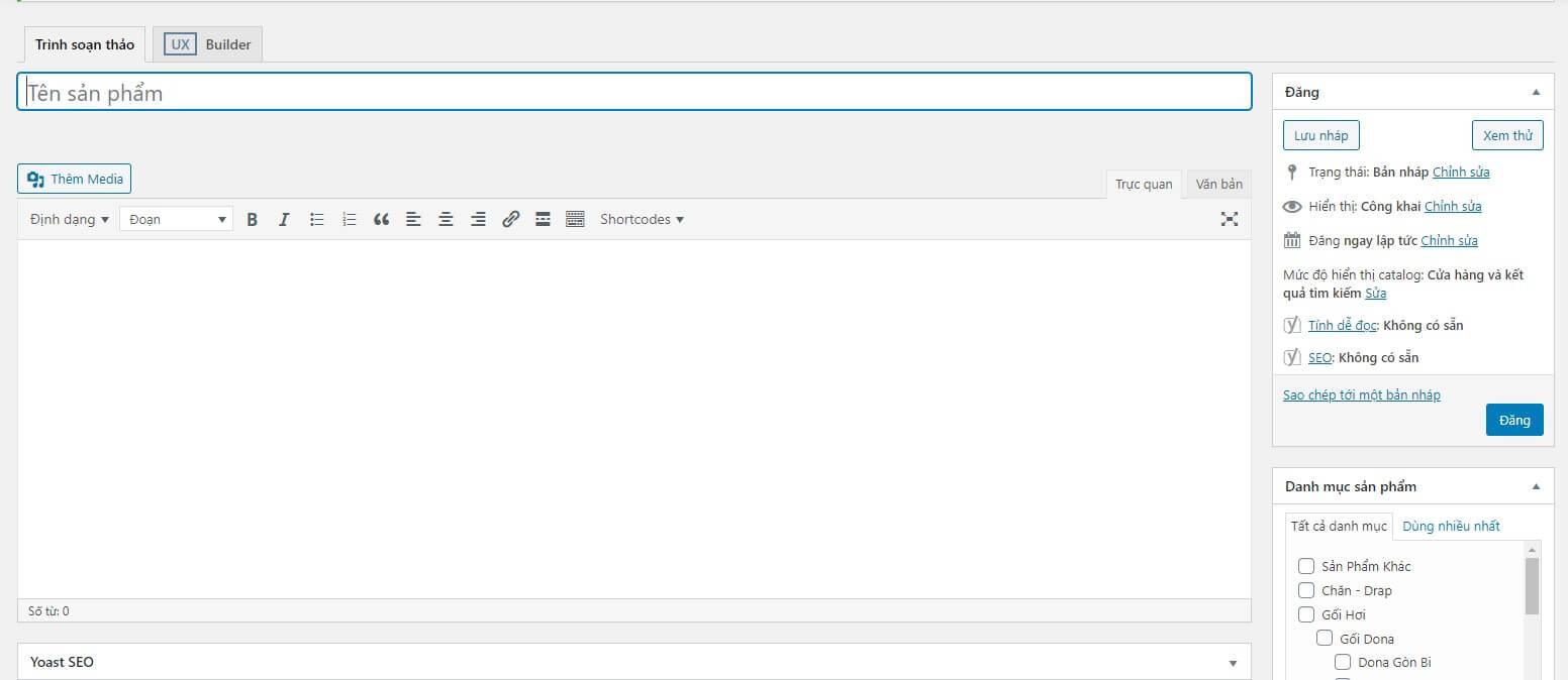 Screenshot 2020 09 15 203715 - Bài 2: Hướng dẫn thêm, xóa, sửa sản phẩm