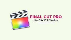 final cut pro trên macbook