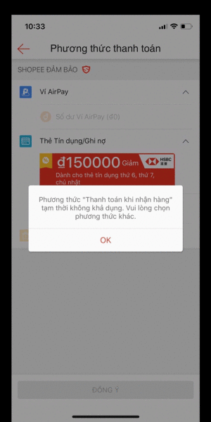 tài khoản shopee bị cấm